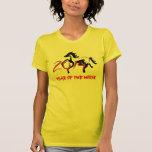 2014 años de la camiseta del caballo