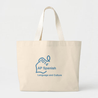 2014 AP Spanish Language Tote Bags