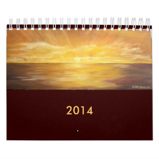 2014 ART CALENDER Calendar