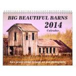 2014 Barn Calendar