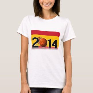 2014 Basketball World Championship T-Shirt