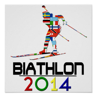2014 Biathlon Impresiones