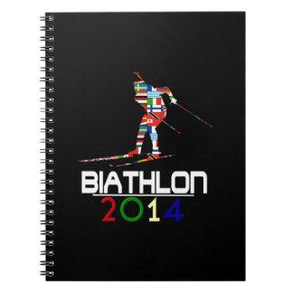 2014 Biathlon Libros De Apuntes