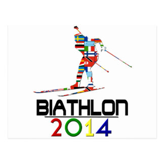 2014: Biathlon Postal