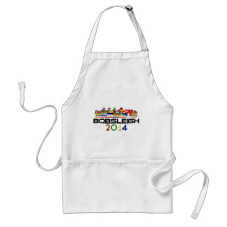 2014: Bobsleigh Adult Apron