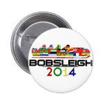 2014: Bobsleigh Pins