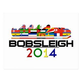 2014: Bobsleigh Postales