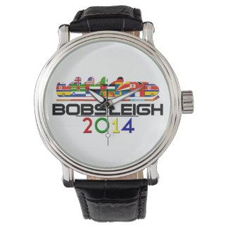 2014: Bobsleigh Wrist Watches