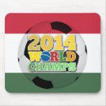2014 bola de los campeones del mundo - Hungría