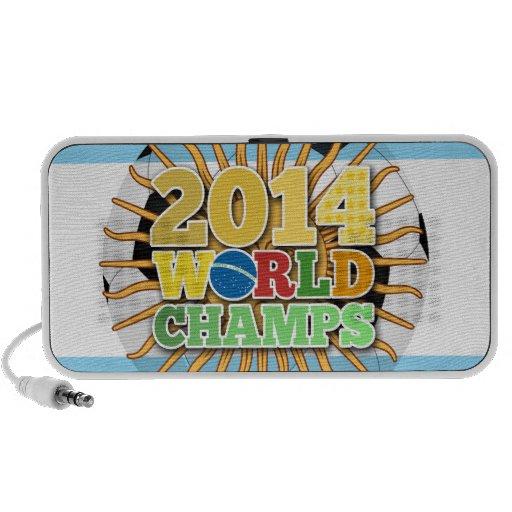 2014 bola de los campeones del mundo - la iPhone altavoz