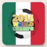 2014 bola de los campeones del mundo - México
