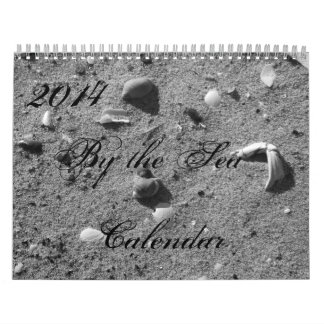 2014 Calendar- By the Sea Calendar
