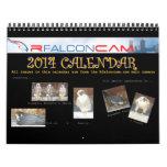 2014 Calendar - Main Cam Collages