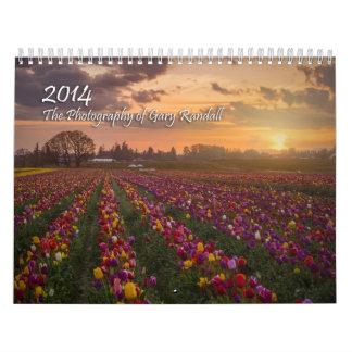 2014 Calendar of The World