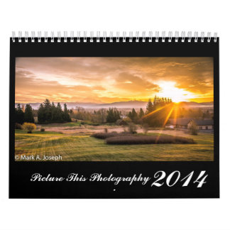 2014 Calendar Winners Picture This Photography