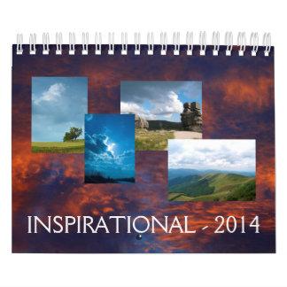 - 2014 - calendario inspirado