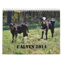 2014 Calves Calendar