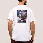 2014 campeón del mundo, camiseta seca doble de la