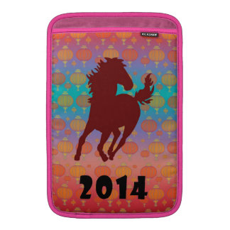 2014 - Chinese year of the horse MacBook Sleeve