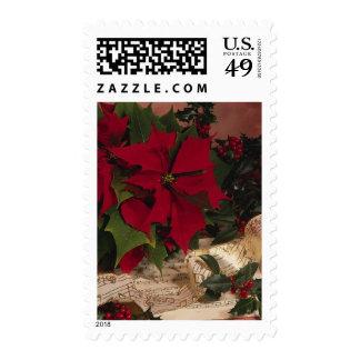 2014 Christmas Greeting Cards Postage Stamp USPS