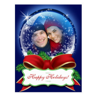 2014 Christmas Photo Postcards To Personalize