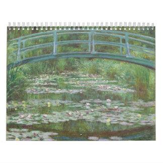 2014 Classic Art Calendar