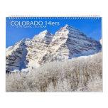2014 Colorado 14ers Calendar