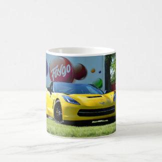 2014 Corvette Coffee Mugs