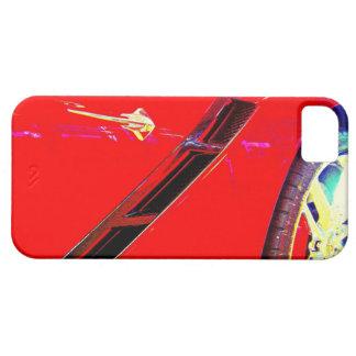 2014 Corvette in Red Stingray iPhone 5 Cases