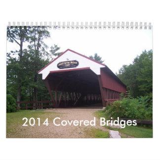 2014 Covered Bridges Calendar