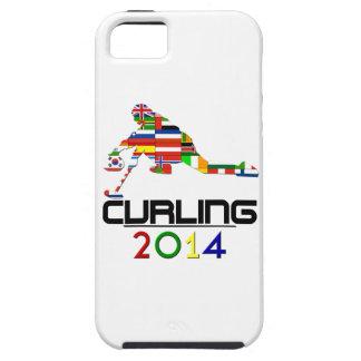 2014: Curling iPhone SE/5/5s Case