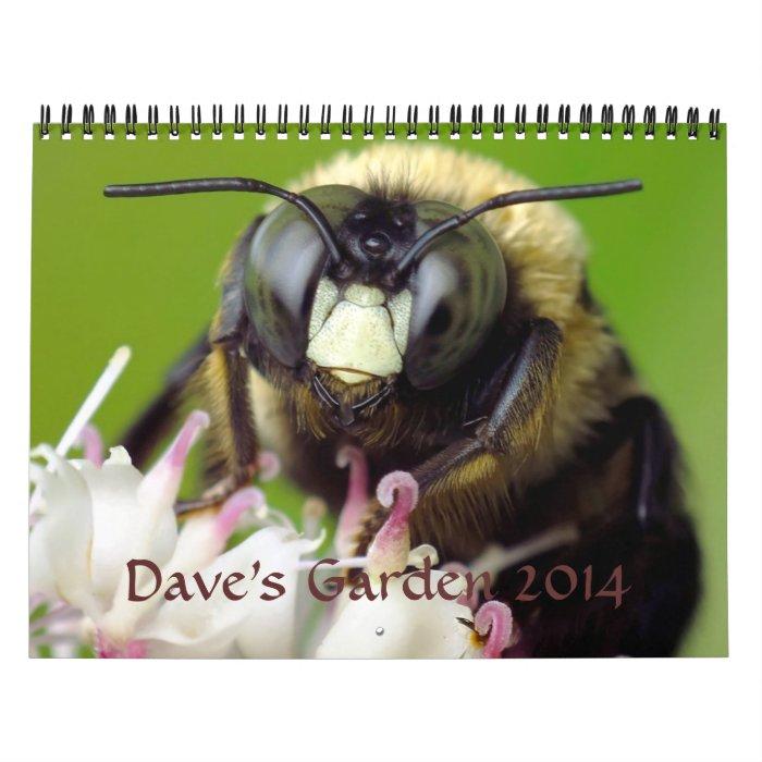 2014 Dave 39 S Garden Calendar Zazzle