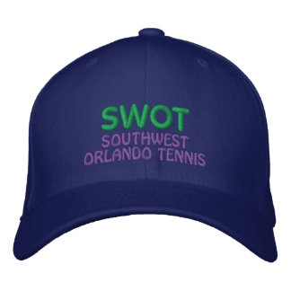 2014 DELUXE SWOT CAP EMBROIDERED BASEBALL CAP