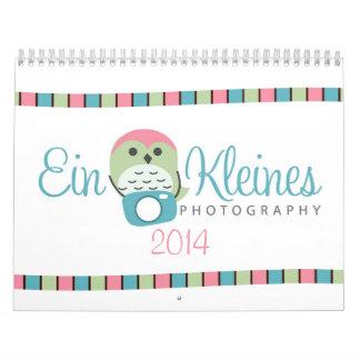 2014 Ein Kleines Photography Calendar