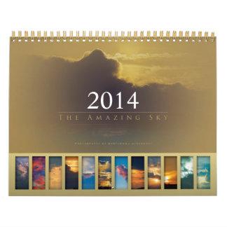 2014 - El calendario asombroso del cielo