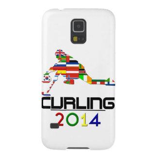 2014: El encresparse Carcasa Para Galaxy S5