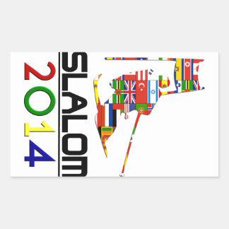 2014: Eslalom Rectangular Altavoces