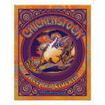 2014 Fair Oaks Chicken Stock Poster 16 x 20""