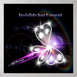 2014 Fibromyalgia Awareness Butterfly Print