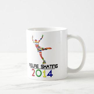 2014: Figure Skating Coffee Mug