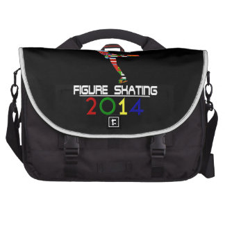 2014: Figure Skating Laptop Computer Bag