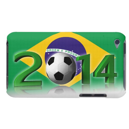 2014 Football Cup iPod Touch Cover