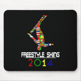 2014: Freestyle Skiing Mouse Pad