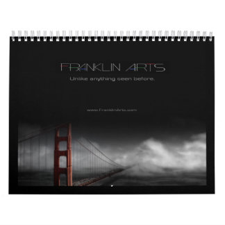 2014 Golden Gate Bridge Calendar