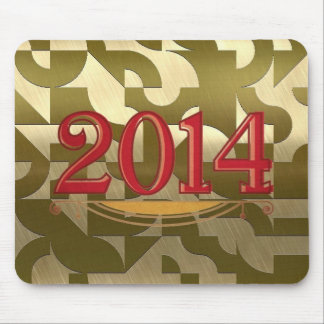 2014 golden mousepads