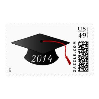 2014 Grad Cap Stamp