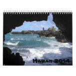 2014 Hawaii Calendar