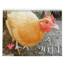 2014 HenCam Calendar