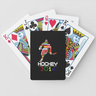 2014: Hockey Baraja De Cartas