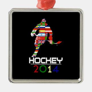 2014: Hockey Ornatos